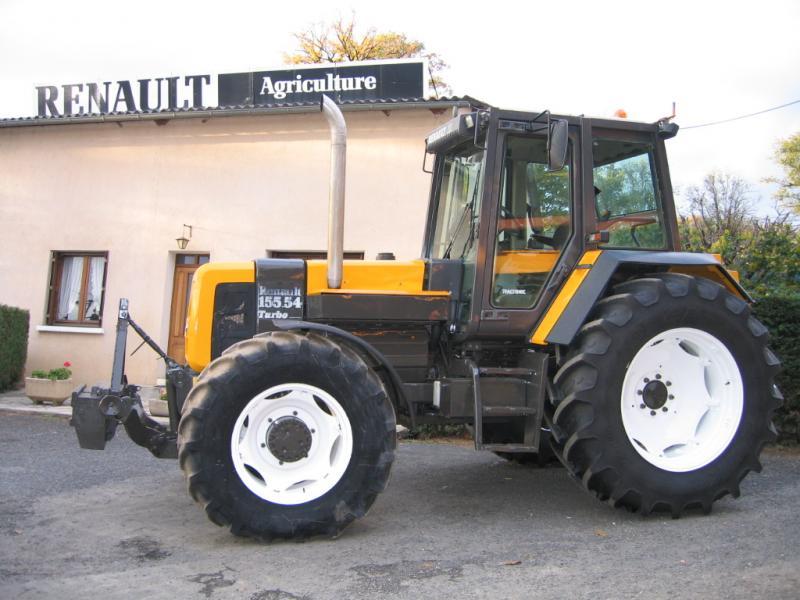 renault 155