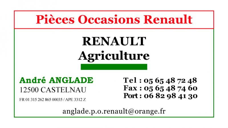 Anglade tracteur agricole